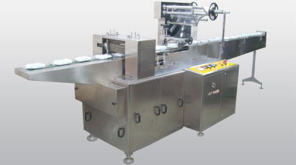 Auomatic Horizontal Flow Wrapping Machine Centre Seal Type JET-FW-02