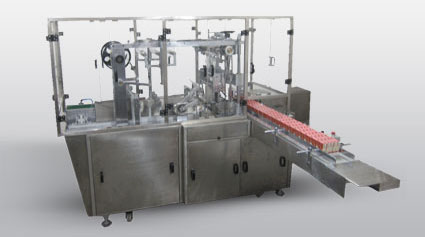 Automatic Bundling And Over Wrappin Machine JET-BOWR