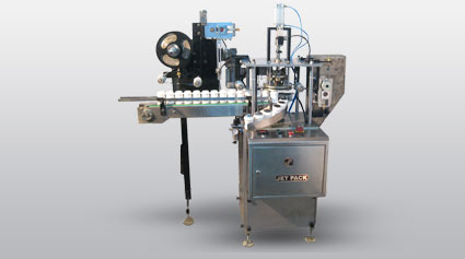 Automatic Mini Foil Sealing Machine (JET-FOL-MINI)