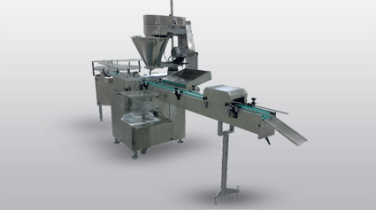 Automatic Foil Sealing Machine (JET-FOL_SP)