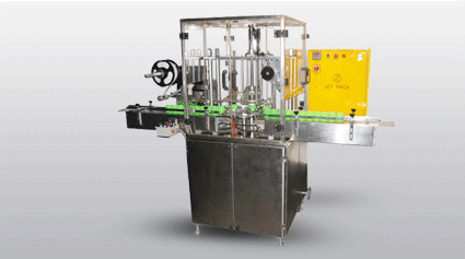 Automatic Foil Sealing Machine (JET-Foil-01-PH)