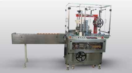 Over Wrapping Machine (JET-80C-OW)