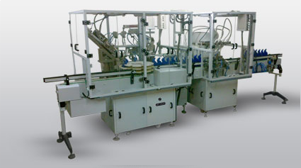 Automatic Toilet Cleaner Filling Line (JET-TCL)